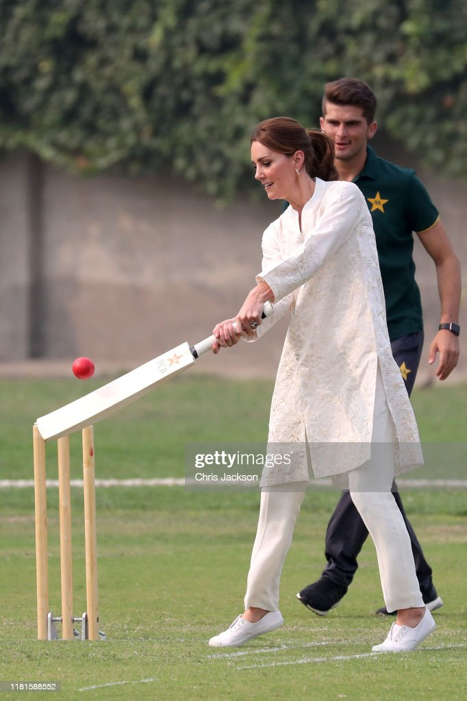 The Duke And Duchess Of Cambridge Visit The North Of Pakistan : Foto jornalística