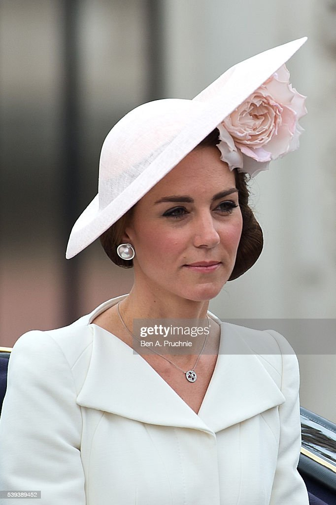 Trooping The Colour 2016 : News Photo