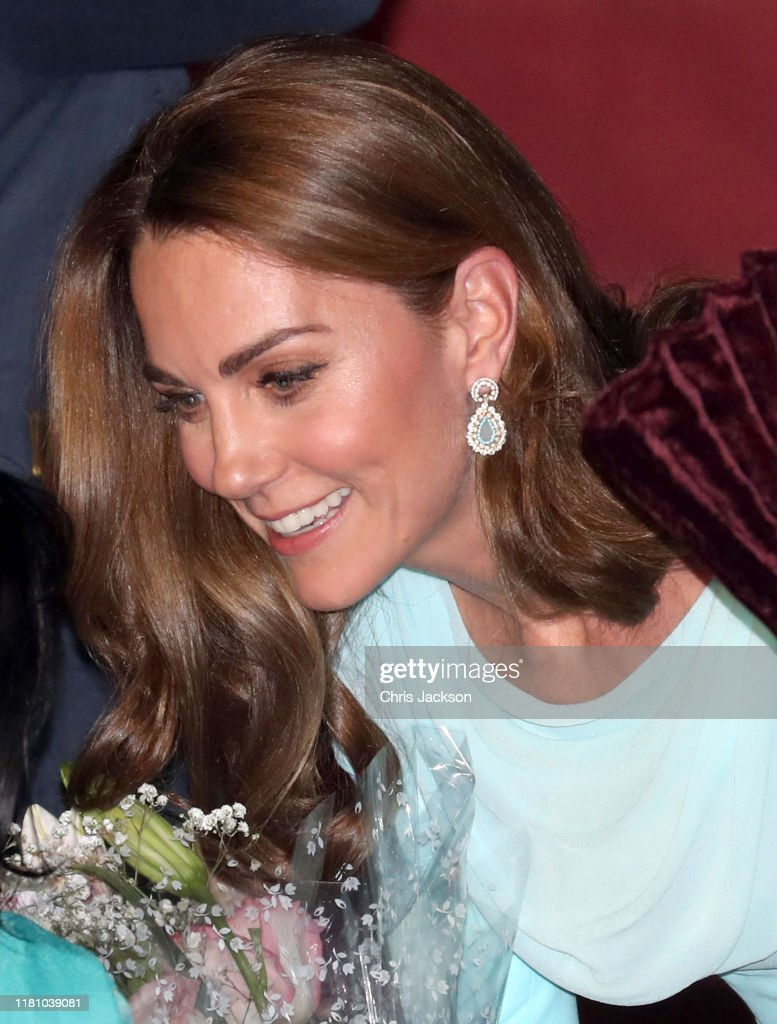 The Duke And Duchess Of Cambridge Visit Islamabad - Day One : News Photo