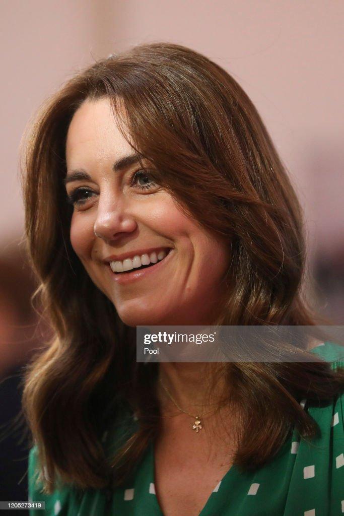 The Duke And Duchess Of Cambridge Visit Ireland - Day Two : News Photo