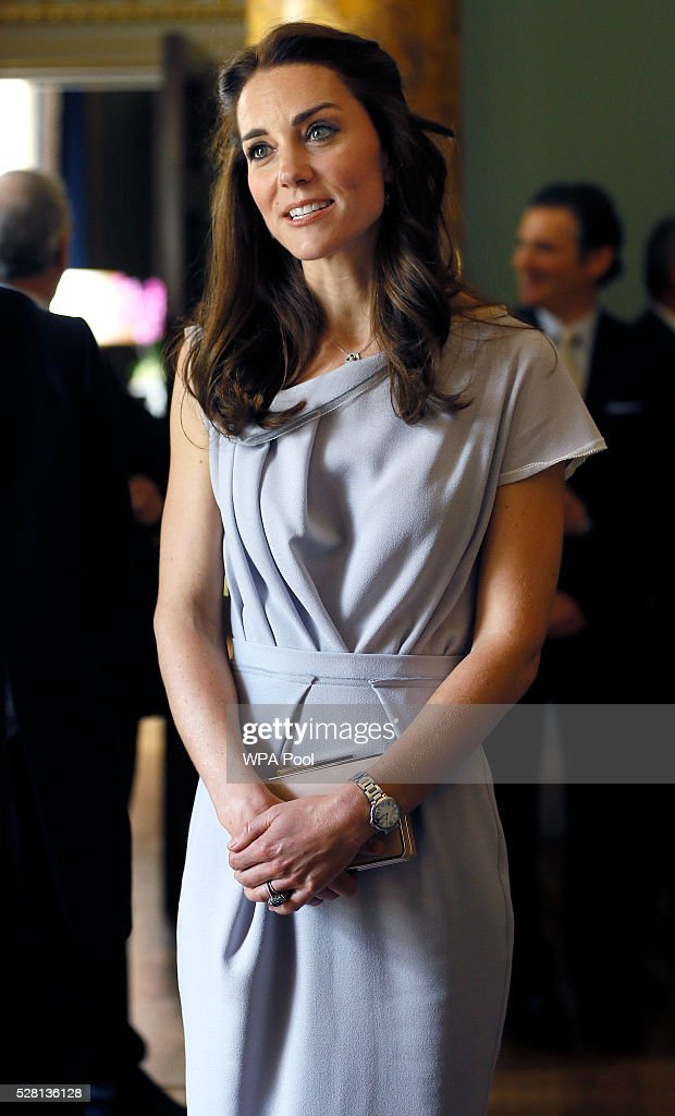 The Duchess Of Cambridge Attends Lunch In Support Of The Anna Freud Centre : News Photo