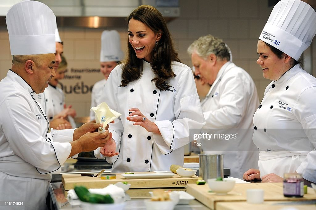 The Duke And Duchess Of Cambridge North American Royal Visit - Day 3 : News Photo