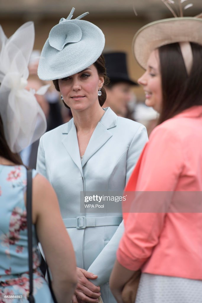 Garden Party at Buckingham Palace : News Photo