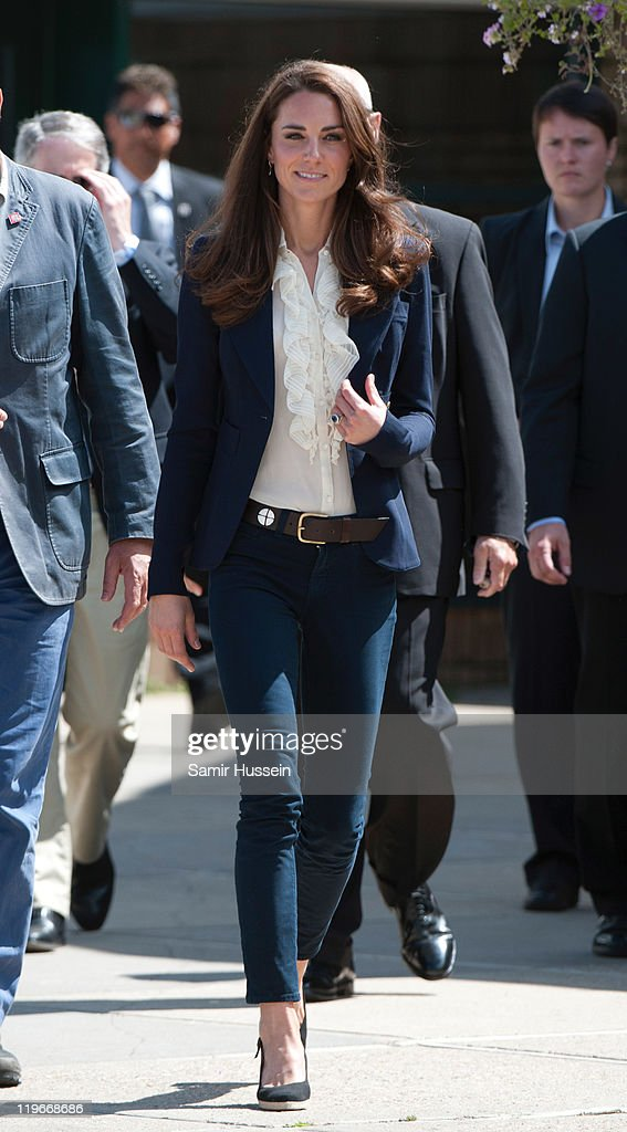 The Duke And Duchess Of Cambridge North American Royal Visit - Day 7 : News Photo