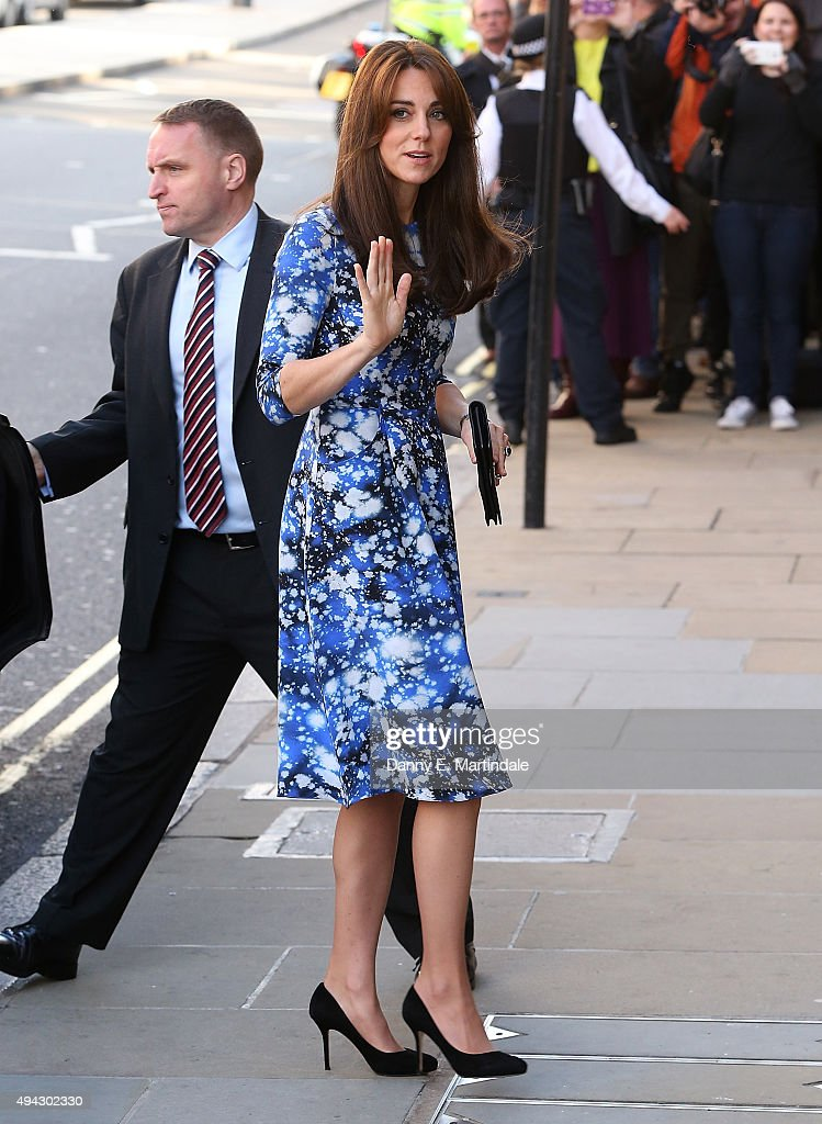Duke And Duchess Of Cambridge And Prince Harry Attend The Charities Forum, BAFTA : News Photo