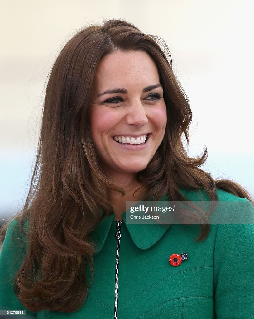 The Duke And Duchess Of Cambridge Tour Australia And New Zealand - Day 6 : News Photo