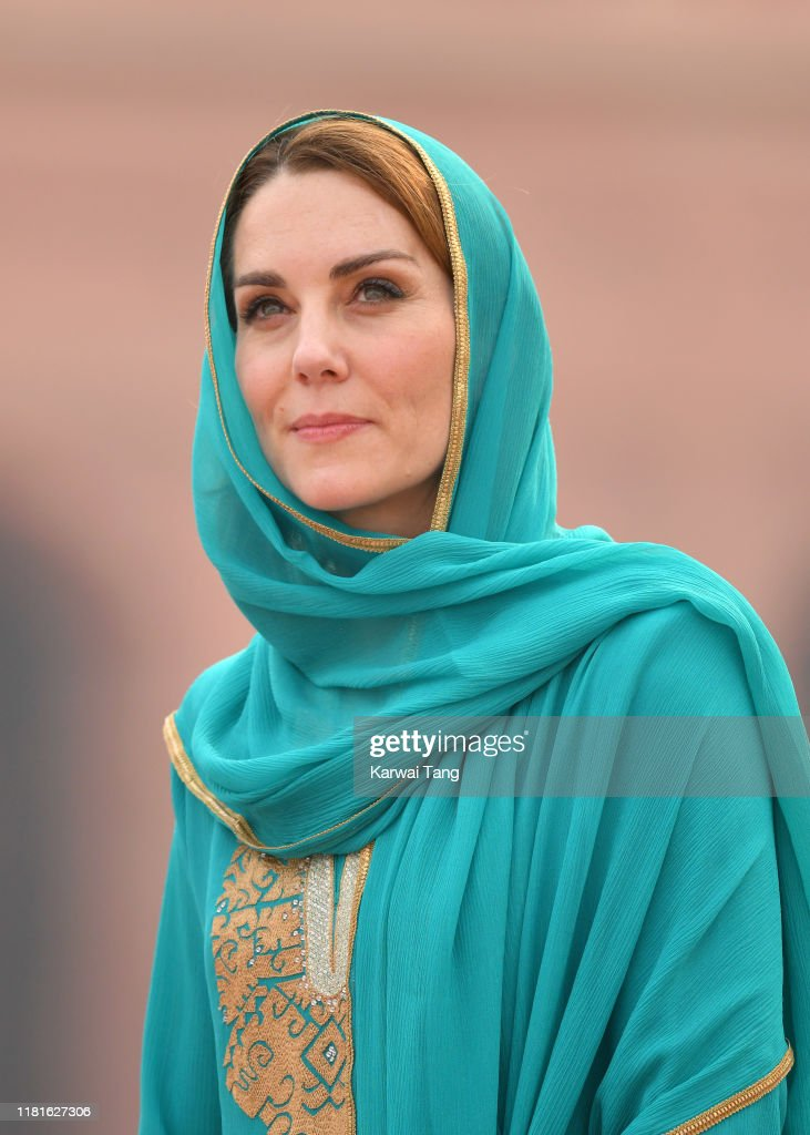 The Duke And Duchess Of Cambridge Visit Lahore : ニュース写真