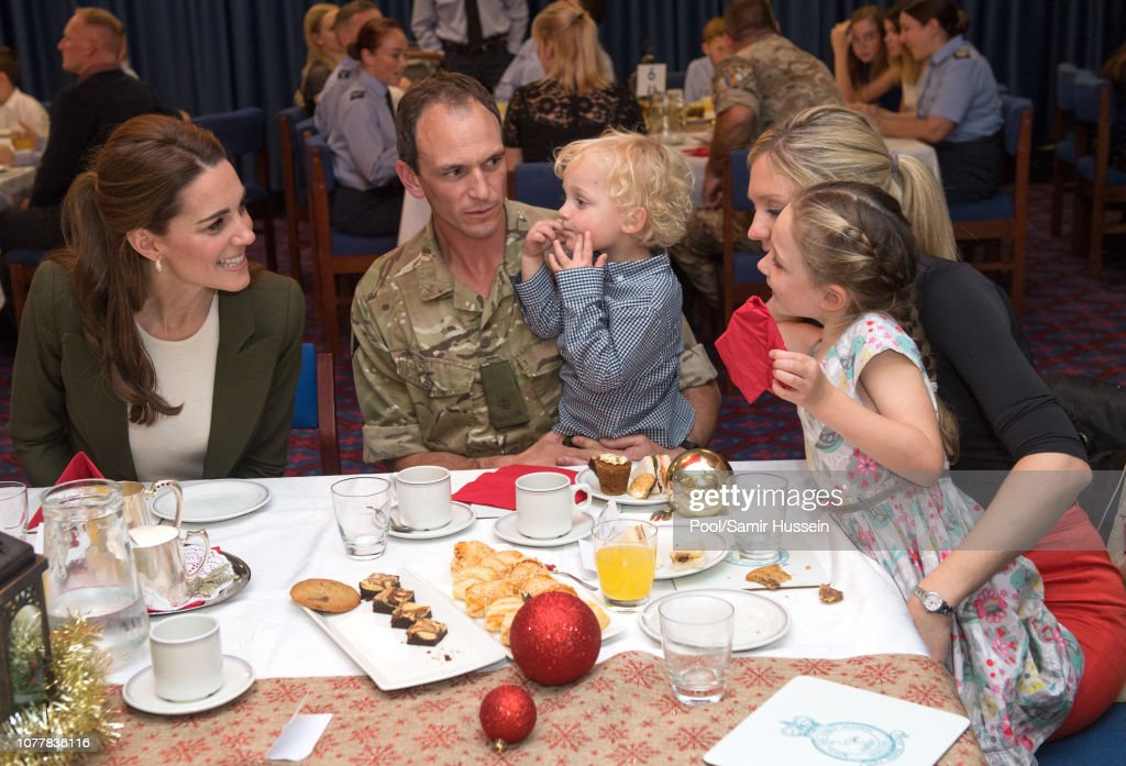 The Duke & Duchess Of Cambridge Visit Cyprus : News Photo