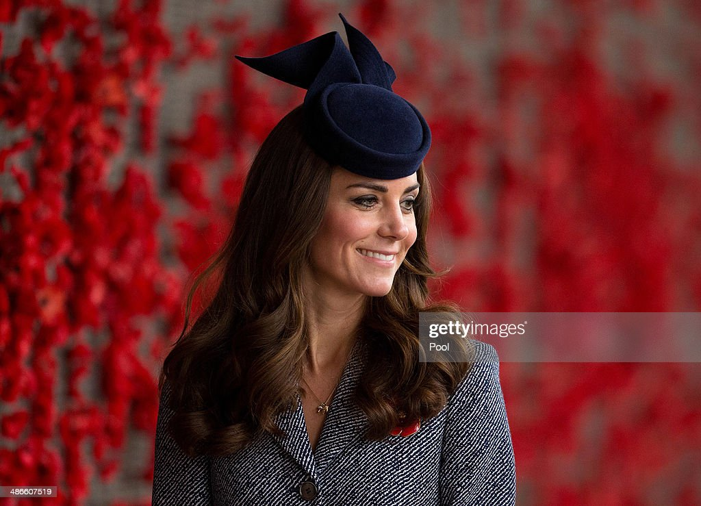 The Duke And Duchess Of Cambridge Tour Australia And New Zealand - Day 19 : Nyhetsfoto