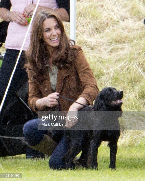 Charity Polo Match - Tetbury : News Photo