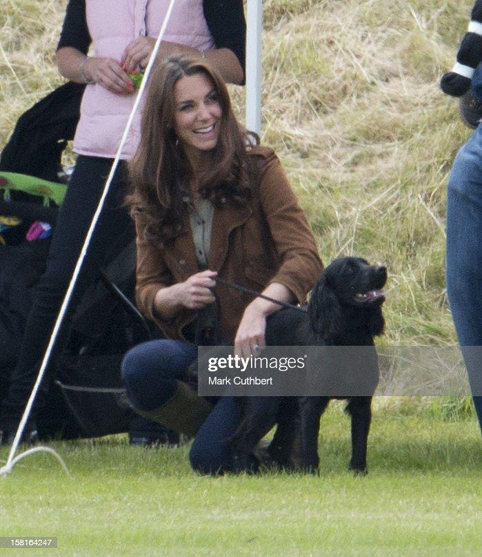 Tusk Charity Polo Match : News Photo