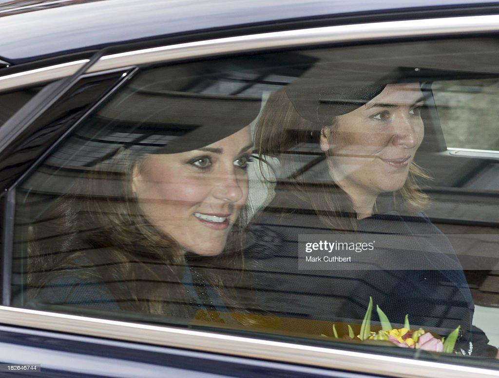 The Duke & Duchess Of Cambridge's Staff : News Photo