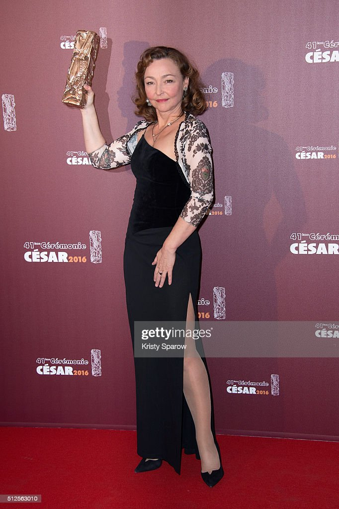 Award Room -  Cesar Film Awards 2016 At Theatre du Chatelet