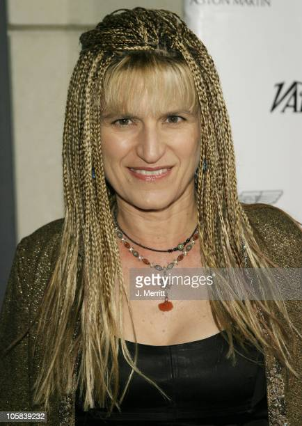 Catherine Hardwick during VLife's Oscar Contenders Party at Hermes Boutique in Beverly Hills California United States