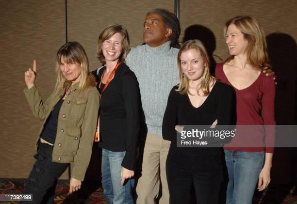 Catherine Hardwicke, Pamela Martin, Elvis Mitchell, Sarah Polley and Dawn Hudson - US Dramatic Jurors