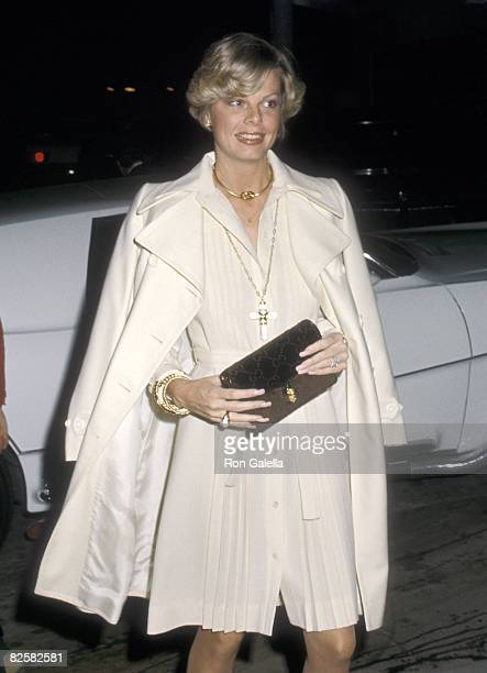 Catherine Hawn attends the 46th Annual Academy Awards PreParty on April 1 1974 at Chasen's Restaurant in Beverly Hills California