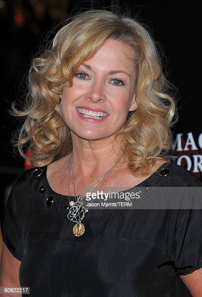 Catherine Hicks arrives at the 2009 AFI Fest and Warner Home Video's DVD Release of North By Northwest on November 2 2009 in Hollywood California