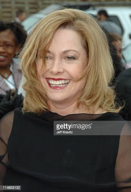 Catherine Hicks during 2005 TV Land Awards Red Carpet at Barker Hangar in Santa Monica California United States