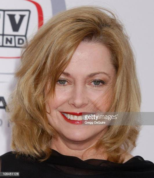Catherine Hicks during 3rd Annual TV Land Awards Arrivals at Barker Hangar in Santa Monica California United States