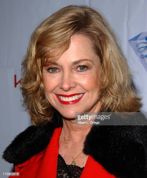 Catherine Hicks during The 75th Annual Hollywood Christmas Parade Arrivals at The Hollywood Roosevelt Hotel in Hollywood CA United States