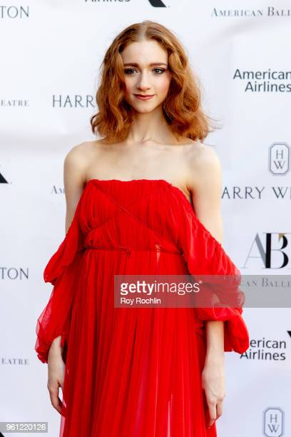 Catherine Hurlin attends the 2018 American Ballet Theatre Spring Gala at The Metropolitan Opera House on May 21 2018 in New York City