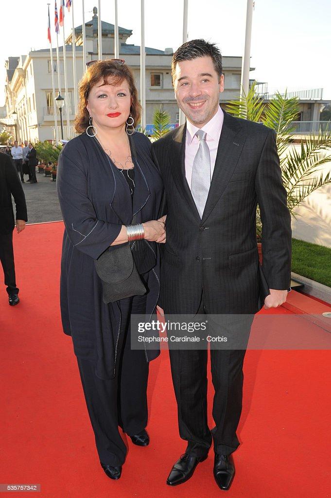 France - 20th Dinard British Film Festival : Photo d'actualité