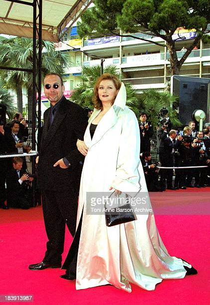 Catherine Jacob during 53rd Cannes Film Festival The Red Carpet at Palais des Festivals in Cannes France