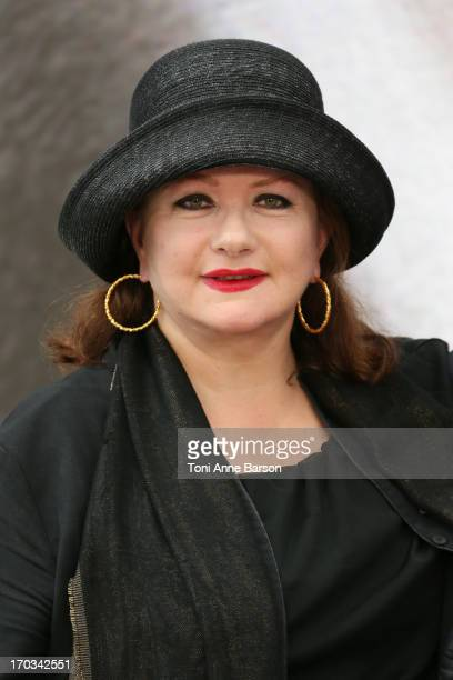 Catherine Jacob poses at the 'Vive La Colo' Photocall as part of the 53rd Monte Carlo TV Festival on June 10 2013 in MonteCarlo Monaco