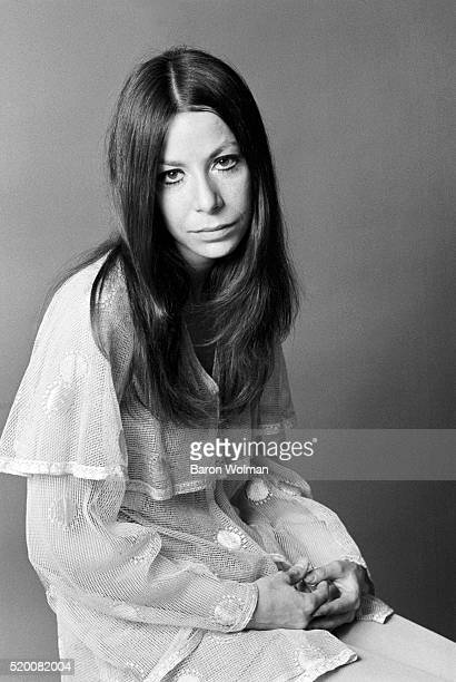 Catherine James was photographed in Los Angeles 1968