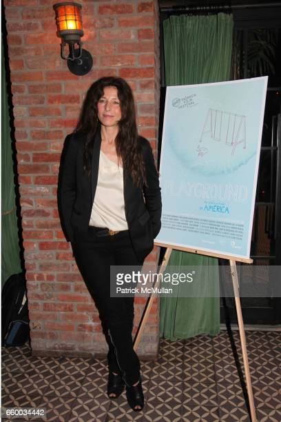 Catherine Keener attends House of Lavande Hosts the Nest Foundation Gala at Bowery Hotel on May 1 2009 in New York City