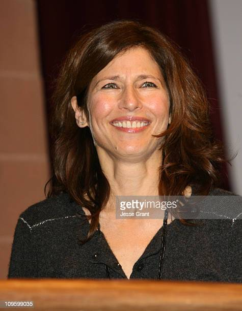 Catherine Keener during 2006 Sundance Film Festival Friends with Money Second Screening at Eccles Theatre in Park City Utah United States