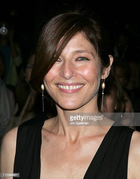 """Catherine Keener during New York Film Festival - """"Capote"""" Premiere - Arrivals at Alice Tully Hall, Lincoln Center in New York City, New York, United..."""