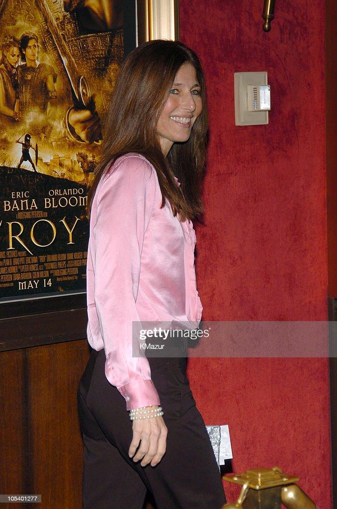 """""""Troy"""" New York Premiere - Inside Arrivals : Nachrichtenfoto"""