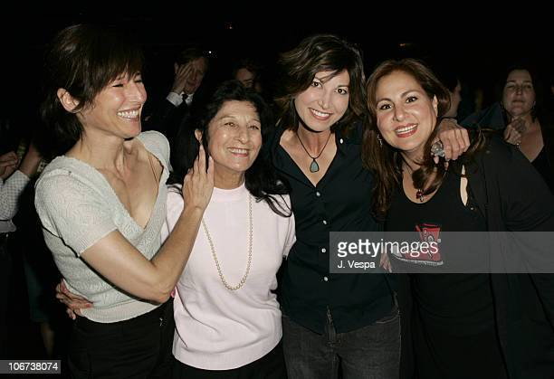 Catherine Keener Evelyn Candy Keener Elizabeth Keener and attend the Palisades Pictures screening of Going UpRiver The Long War of John Kerry to kick...
