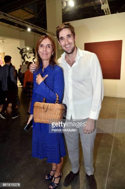 Catherine LaGrange and Bernie LaGrange attend Art Basel Miami Beach Private Day at Miami Beach Convention Center on December 6 2017 in Miami Beach...