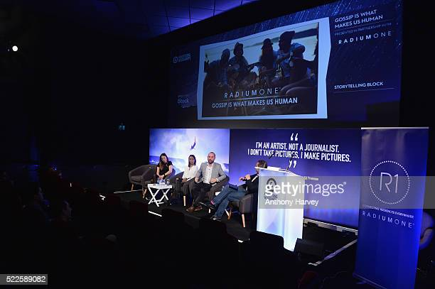 Catherine Lui Brand Partnerships at Gleam Futures Athena Witter Head of Entertainment Soaps Drama at ITV Richard Howard Publisher and Brand Owner at...