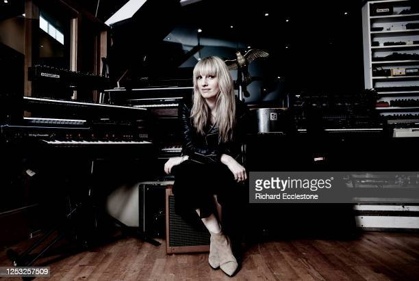 Catherine Marks record producer mixing engineer and audio engineer United Kingdom 2018