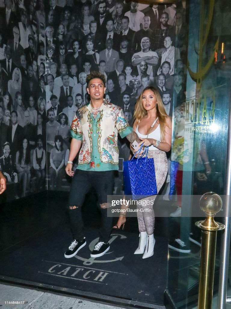 Celebrity Sightings In Los Angeles - May 17, 2019 : News Photo