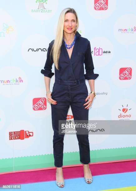 Catherine McCord attends the 6th Annual Celebrity Red CARpet Safety Awareness Event on September 23 2017 in Culver City California