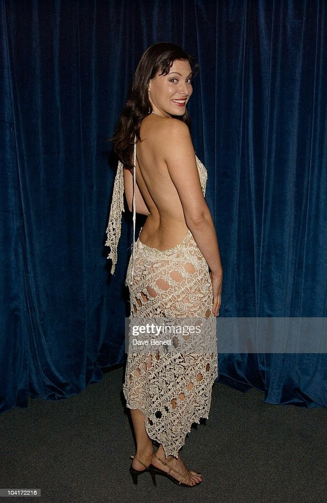 Catherine Mccormack, 'Master And Commander: The Far Side Of The World' Royal Premiere After Party At Billingsgate Fish Market, London