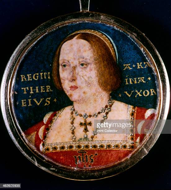 Catherine of Aragon first wife of Henry VIII c15101533 The daughter of Ferdinand and Isabella of Spain Catherine married Henry in 1509 Her failure to...