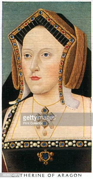Catherine of Aragon first wife of Henry VIII c1530 The daughter of Ferdinand and Isabella of Spain Catherine married Henry in 1509 Her failure to...