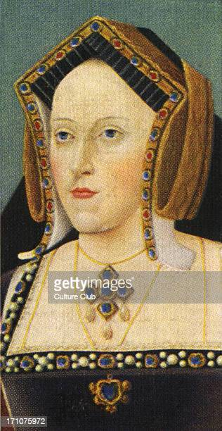 Catherine of Aragon portrait Catherine married Arthur Henry VIII's elder brother in1501 but he died five months later In 1509 she married Henry...