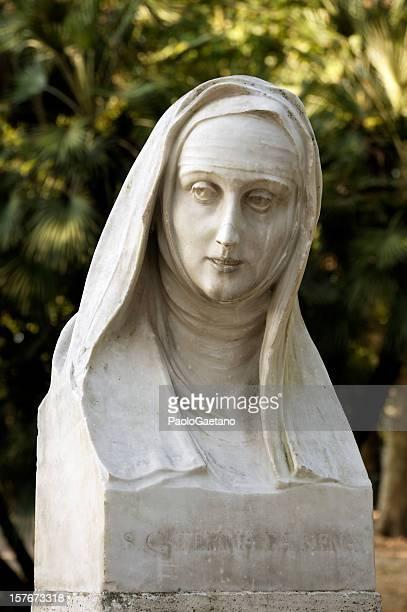catherine de sienne - sainte catherine photos et images de collection