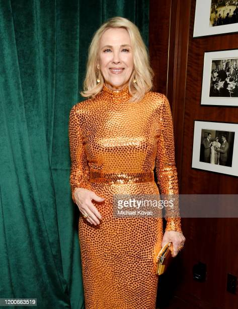 Catherine O'Hara attends 2020 Netflix SAG After Party at Sunset Tower on January 19, 2020 in Los Angeles, California.