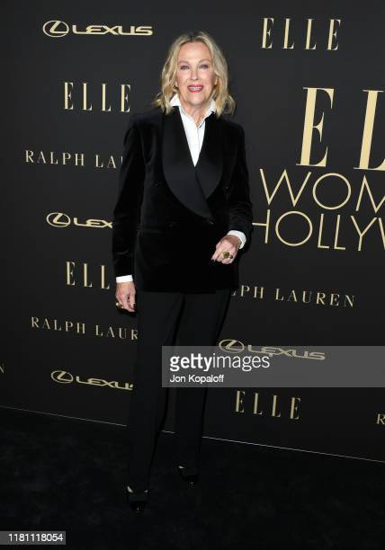 Catherine O'Hara attends ELLE Women In Hollywood at the Beverly Wilshire Four Seasons Hotel on October 14 2019 in Beverly Hills California