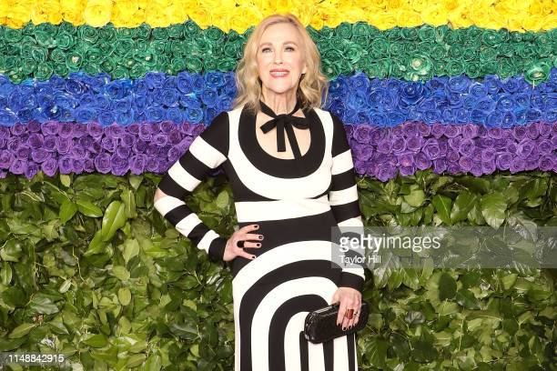 Catherine O'Hara attends the 2019 Tony Awards at Radio City Music Hall on June 9 2019 in New York City