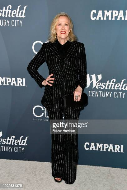 Catherine O'Hara attends the 22nd CDGA at The Beverly Hilton Hotel on January 28 2020 in Beverly Hills California