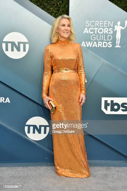Catherine O'Hara attends the 26th Annual Screen ActorsGuild Awards at The Shrine Auditorium on January 19 2020 in Los Angeles California 721430