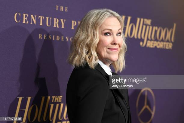 Catherine O'Hara attends The Hollywood Reporter 2019 Oscar Nominee Party at CUT on February 04 2019 in Beverly Hills California